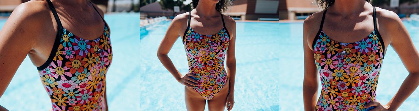 Bañadores de Tirante Fino para Mujer   TURBO