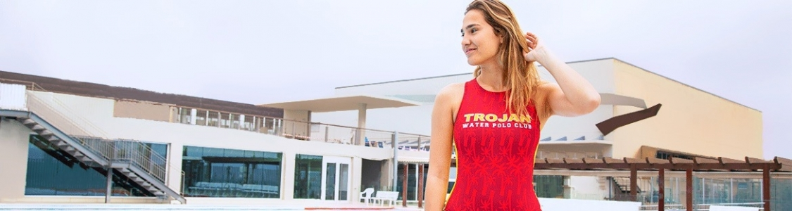 Women's Water Polo Suits | High Quality - Best Price | TURBO
