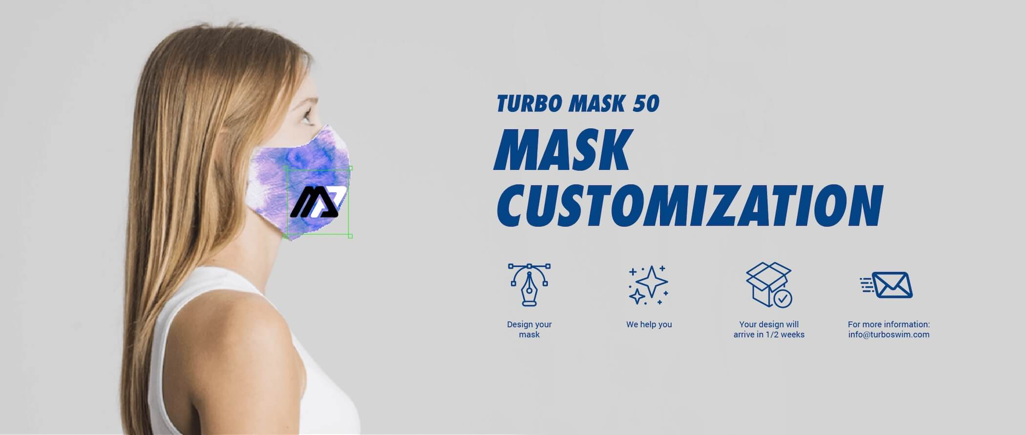 Turbo mask