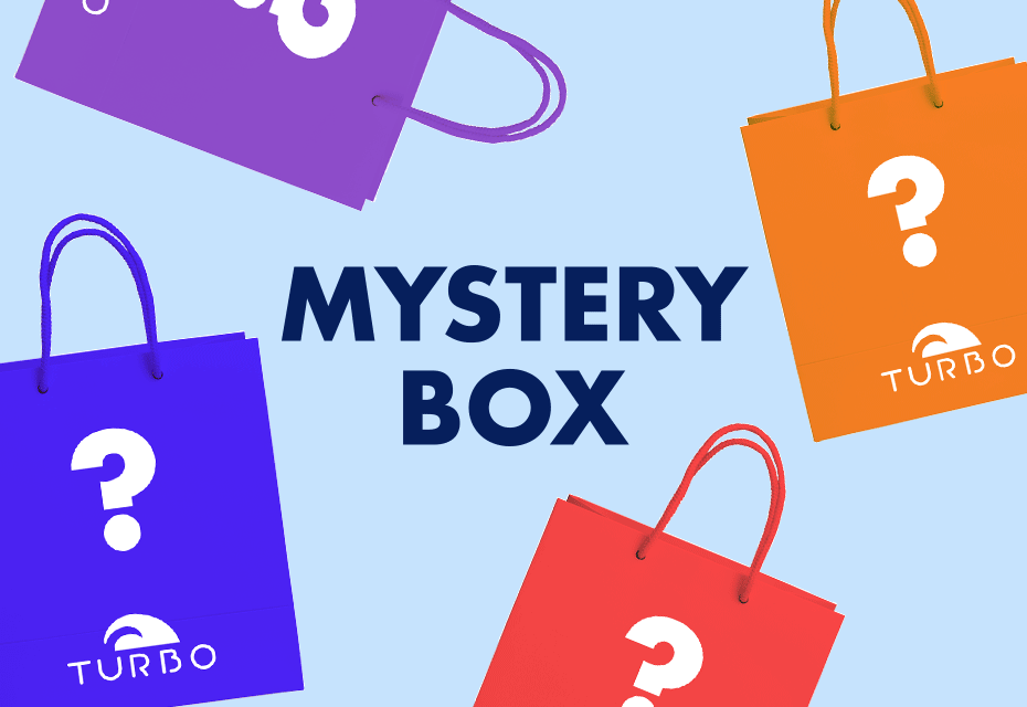 MYSTERY BOX - Turbo